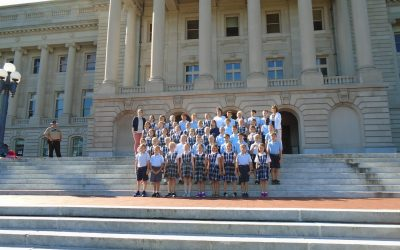 4th Grade Goes to Frankfort