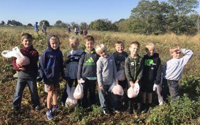 1st Grade Farm Trip