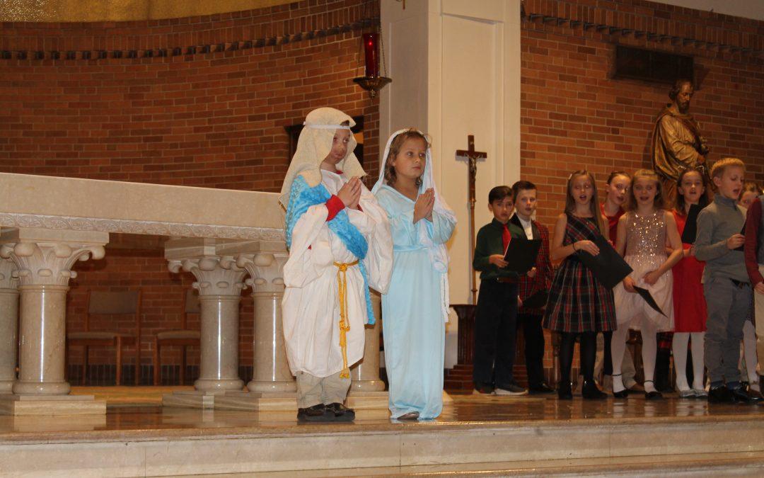 K-3 Christmas Concert